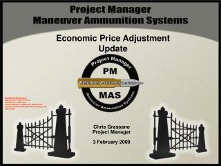 Economic Price Adjustment Update
