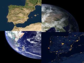 España es el cuarto país más extenso de Europa,  sólo superada por  Rusia, Ucrania y Francia.