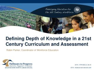 Defining Depth of Knowledge in a 21st Century Curriculum and Assessment