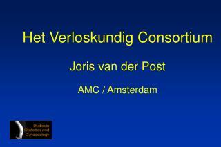 Het Verloskundig Consortium  Joris van der Post  AMC