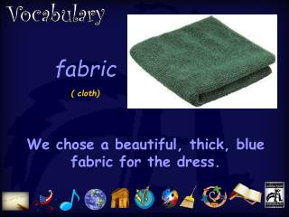 fabric ( cloth)