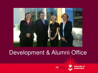 Development & Alumni Office