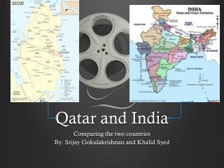 Qatar and India