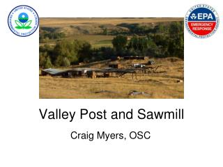 Valley Post and Sawmill
