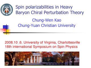 Spin polarizabilities in Heavy Baryon Chiral Perturbation Theory