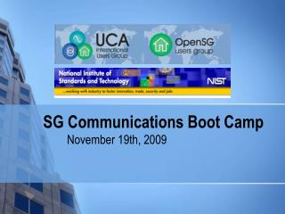 SG Communications Boot Camp