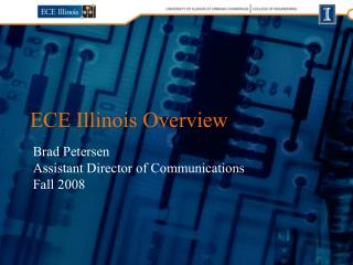 ECE Illinois Overview