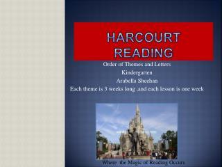 Harcourt Reading