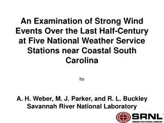 Beaufort Wind Scale