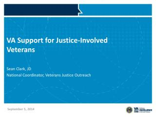 VA Support for Justice-Involved Veterans
