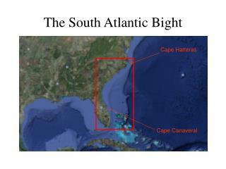 The South Atlantic Bight