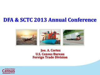 DFA & SCTC 2013 Annual Conference