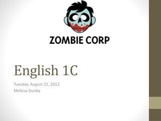English 1C