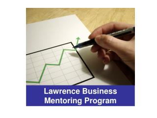 Lawrence Business Mentoring Program