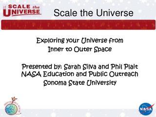 Scale the Universe