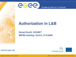 Authorization in L&B