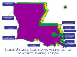 Louis Stokes Louisiana Alliance for Minority Participation