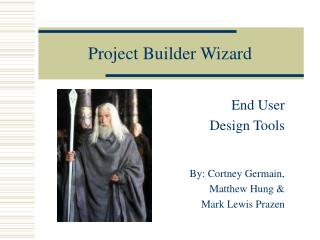 Project Builder Wizard