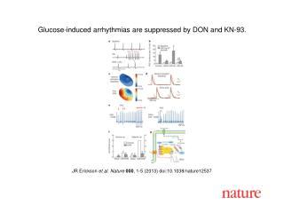 JR  Erickson et al. Nature  000 , 1-5 (2013)  doi:10.1038/nature12537