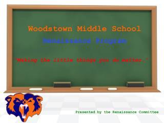 Woodstown Middle School