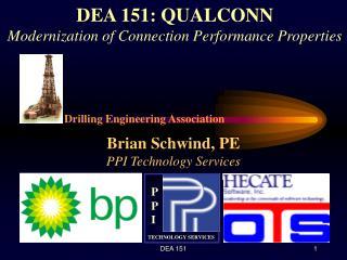 DEA 151: QUALCONN Modernization of Connection Performance Properties
