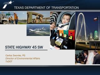 Texas DOT TxDOT Travel    Survey Program