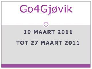 Go4Gj�vik