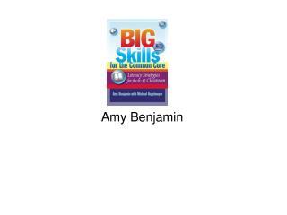Amy Benjamin
