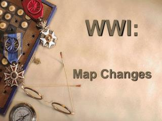 WWI: Map Changes