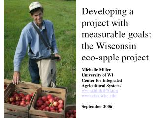 Partnership initiated in 2000 Grower-led