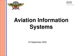 Aviation Information Systems