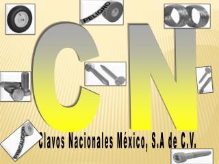 Clavos  Nacionales  México, S.A de C.V.