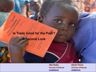 Is Trade Good for the Poor?   A Second Look