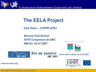 The EELA Project