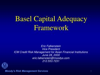 Basel Capital Adequacy Framework