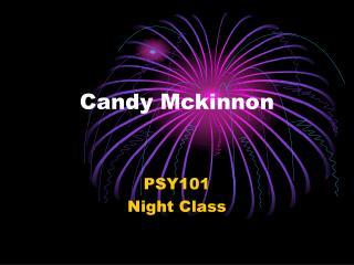 Candy Mckinnon