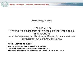Roma 7 maggio 2009