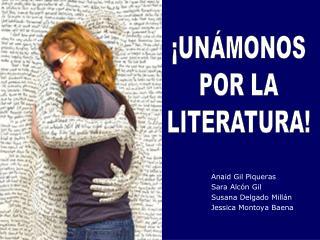 Anaid Gil Piqueras Sara Alcón Gil Susana Delgado Millán Jessica Montoya Baena