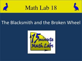 The Blacksmith and the Broken Wheel