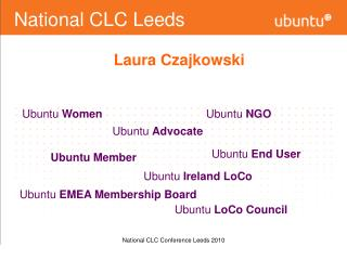 National CLC Leeds
