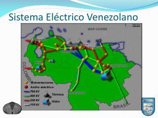 Sistema El�ctrico Venezolano