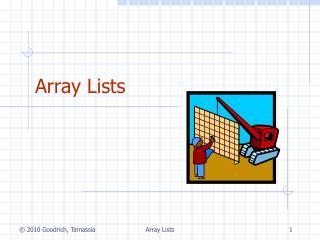 Array Lists
