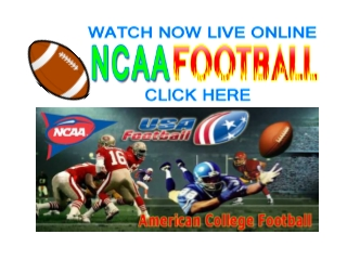 Watch Ohio vs Troy Live NCAA College Football 2010 Free Stre