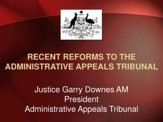 Administrative Appeals Tribunal  Amendment Act 2005