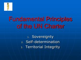Fundamental Principles of the UN Charter