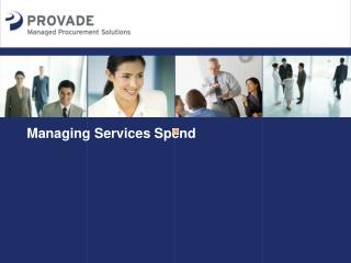Managing Services Spend