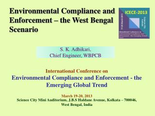 Environmental Compliance and Enforcement – the West Bengal  Scenario