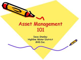 What is an Asset Management  Plan? Introduction: