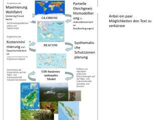 Maximierung Wohlfahrt Global Ag/Forest Sector