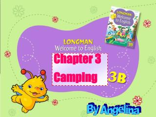 Chapter 3 Camping